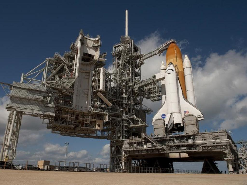 Image: Launch Complex 39A
