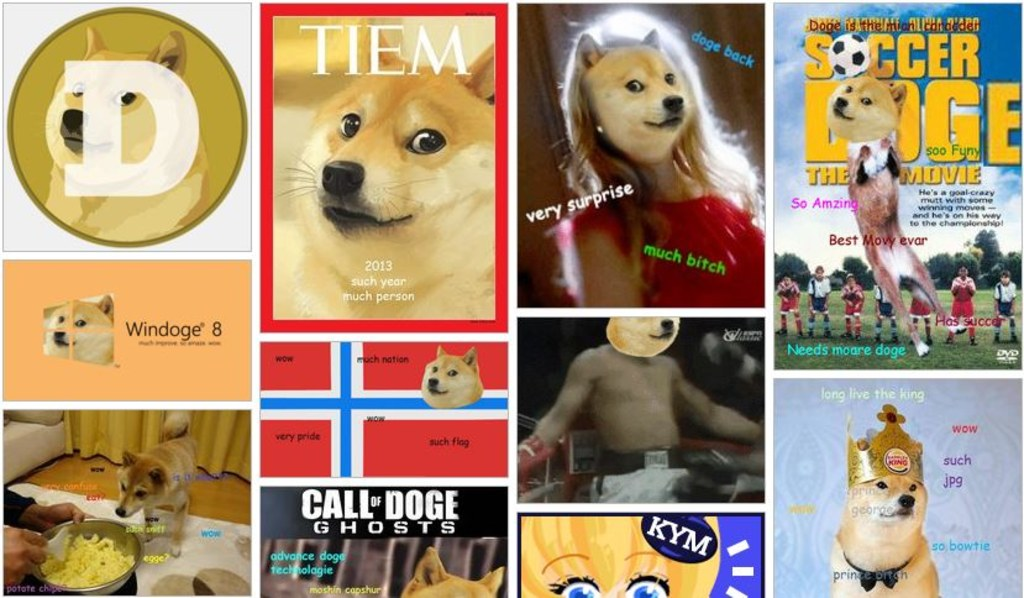 """Doge"" is officially the most popular and adorable meme of 2013."