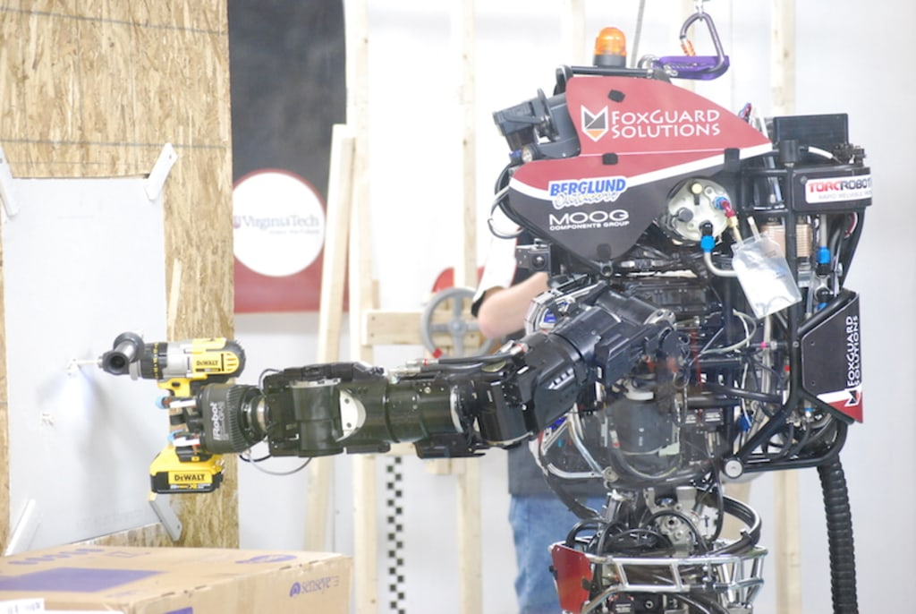 TeamViGIR/TORC Robotics