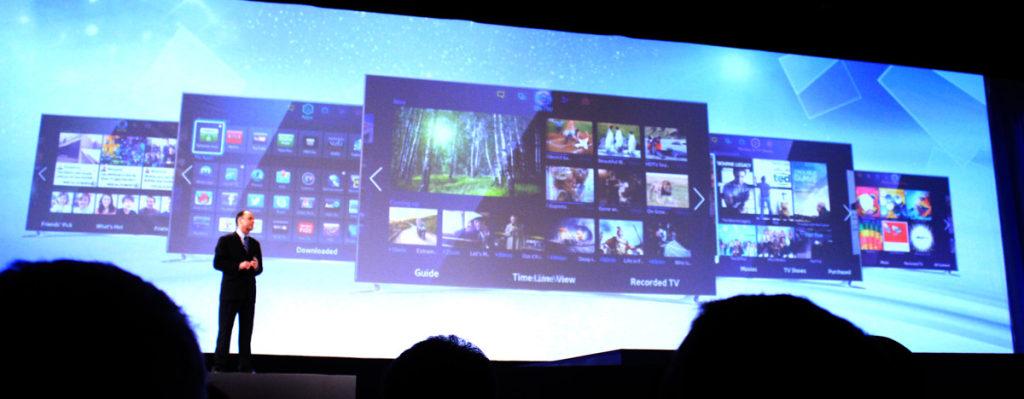 Smart TV 2013 Tim Baxter
