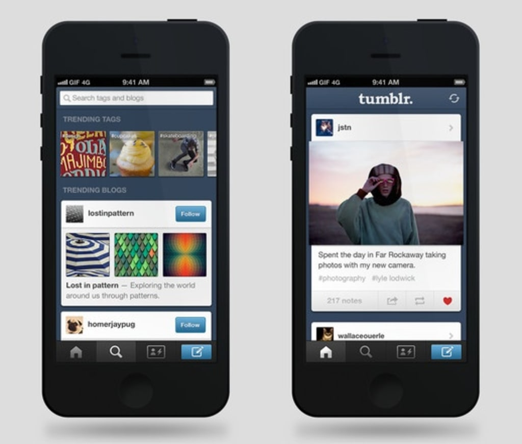 Use Tumblr's iPhone or iPad apps? Change your passwords now