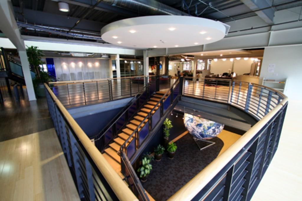 Image: Blue Origin lobby