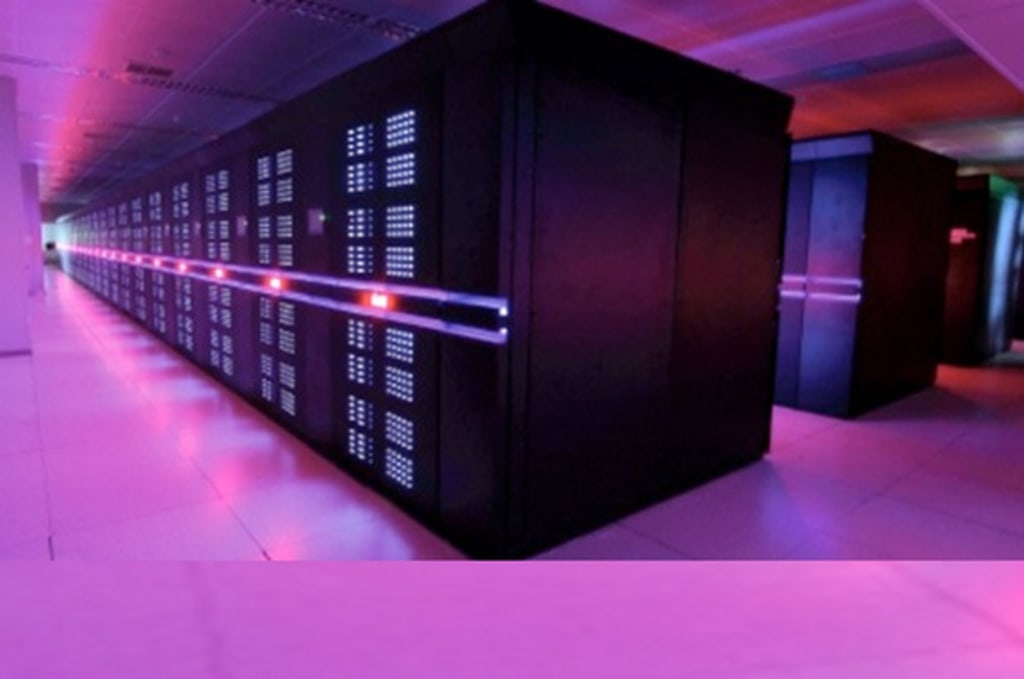 China's Tianhe-2 is currently the world's fastest supercomputer, reaching 33.86 petaflops, or 33.86 quadrillion floating-point operations per second.