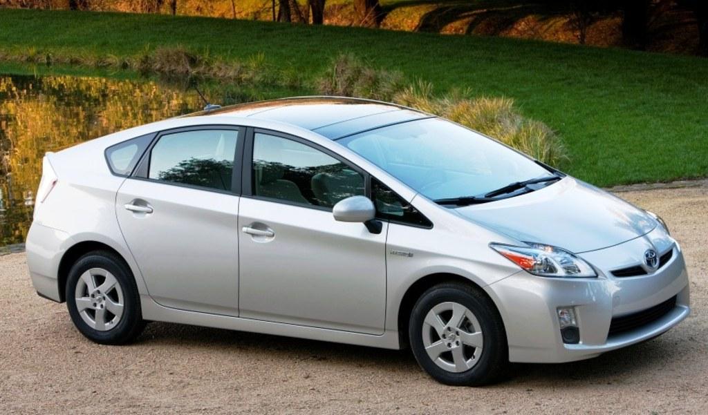 Toyota recalls Prius, Lexus hybrid for faulty brakes - NBC News