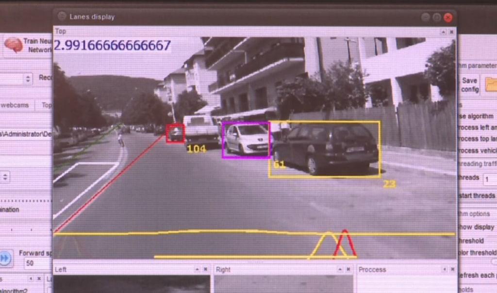 Image of simulation