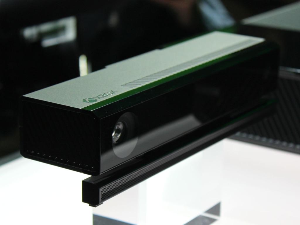 all-new Kinect sensor array