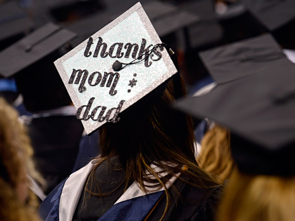 helicopter parents essay 1 helicopter parenting refers to the style of parents being over focused on their children they normally take too much responsibility children s.