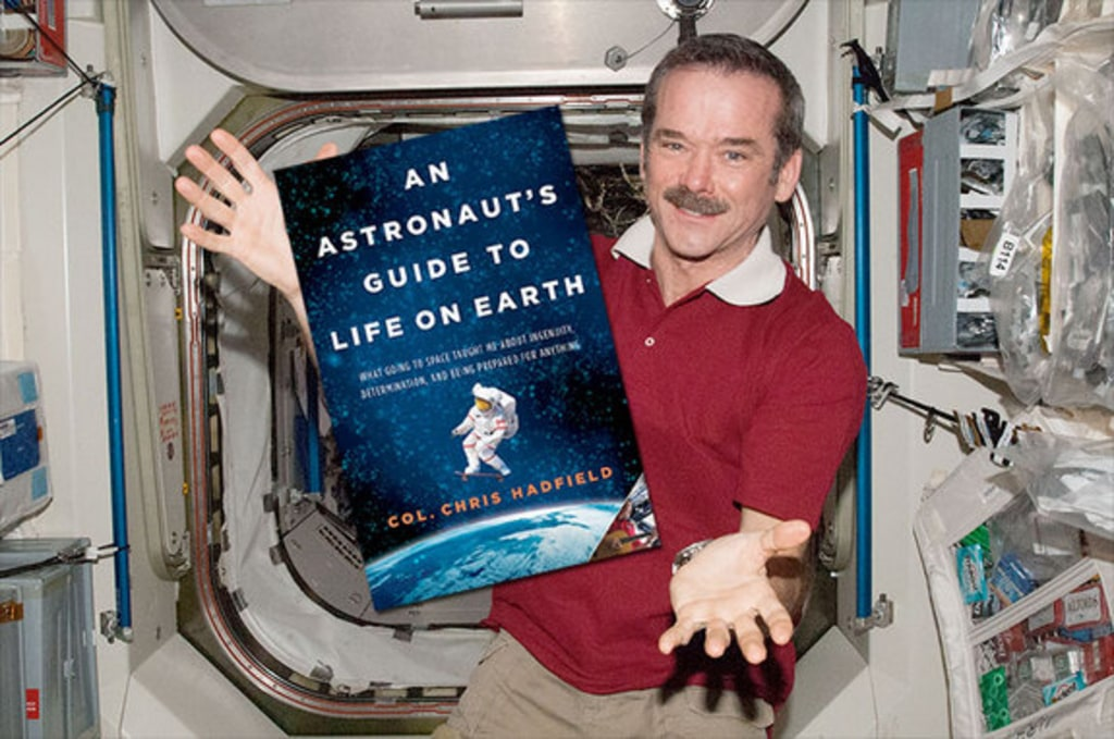 the life and career of chris hadfield Chris hadfield is a canadian retired astronaut and military pilot famed for being the first person from canada to ever walk in space his career as an astronaut saw him fly in space on three occasions and command the international space station.