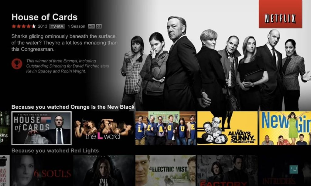 Image result for netflix recommendations