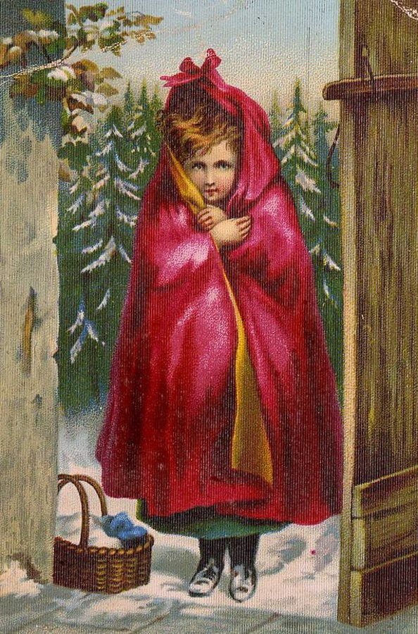 Image result for little red riding hood ogre