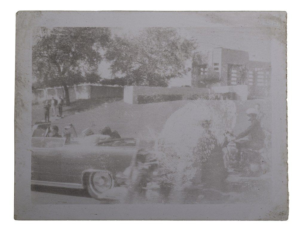 Image: Photo from JFK's assassination