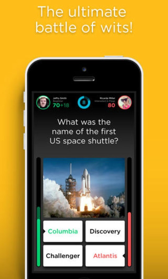Does QuizUp have all the answers? Social trivia game nets a