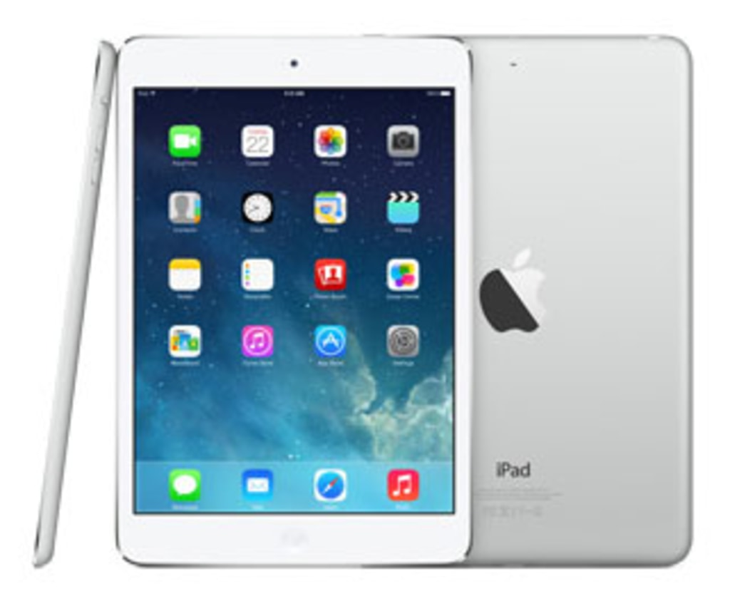 Apple's new iPad Mini with Retina screen