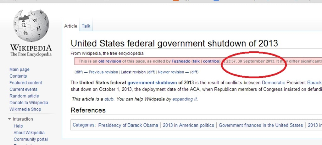 Government shutdown just one big joke on the Internet - NBC News