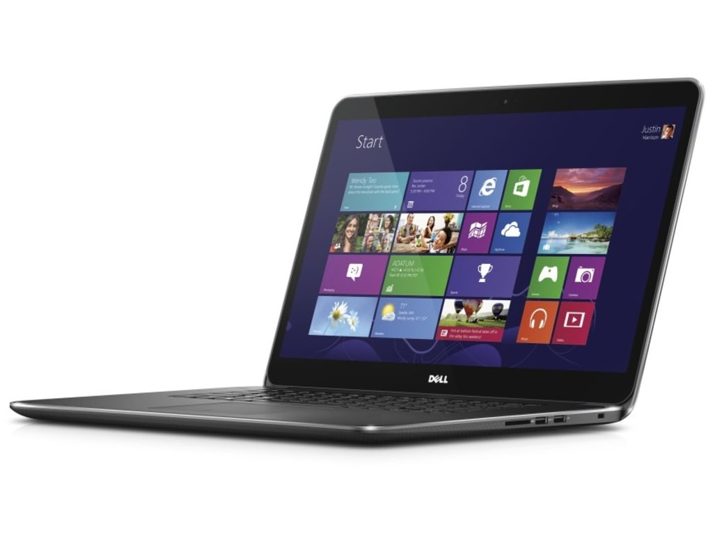 dell out retinas apple with high resolution xps 15 laptop nbc news