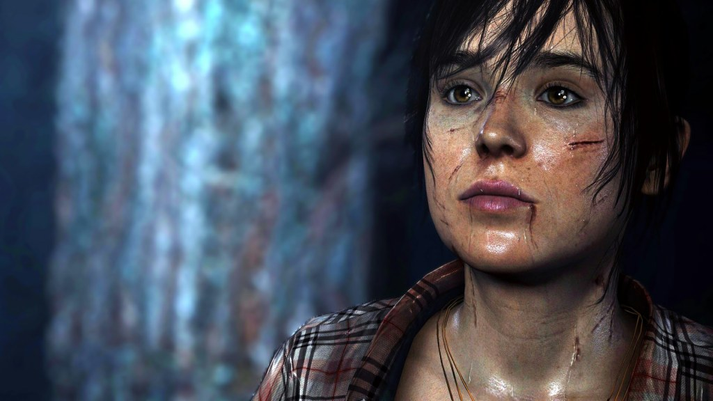 """""""Beyond: Two Souls"""" is a thrilling science fiction story with supernatural themes appearing exclusively on Sony's PlayStation 3. But is it really a video game?"""