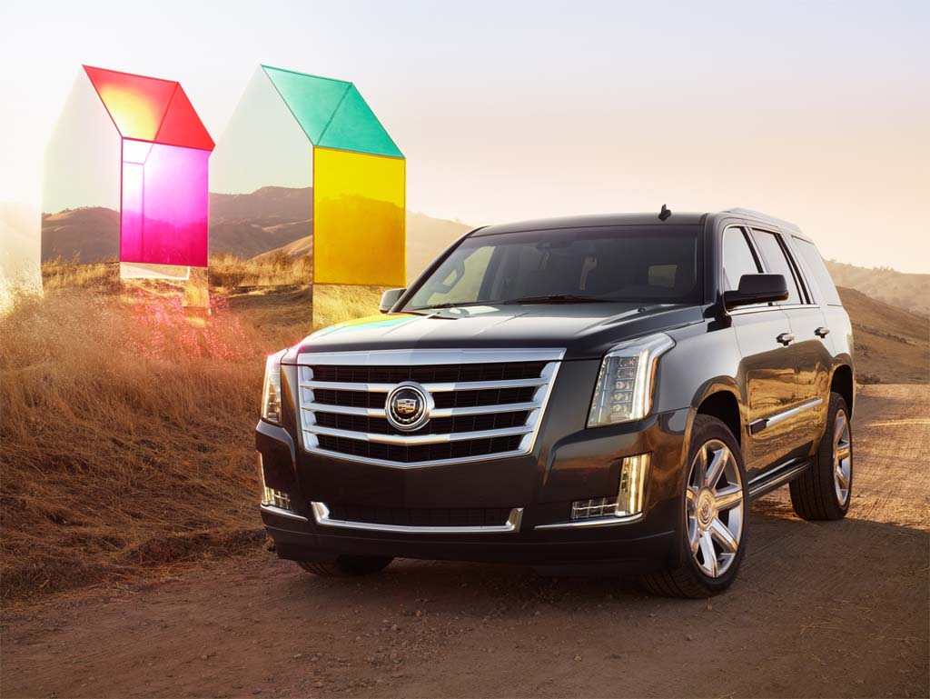 GM is remaking the Cadillac Escalade in hopes of winning back affluent buyers with more bling
