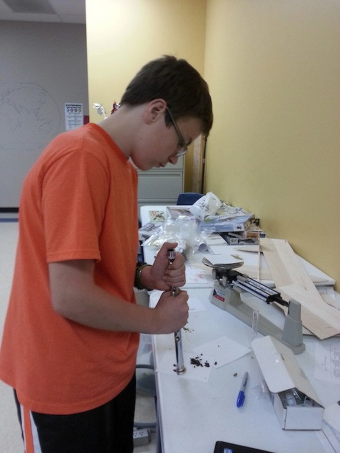 Michal Bodzianowski, an 11-year-old student, has developed an experiment that could help astronauts brew beer on the International Space Station.