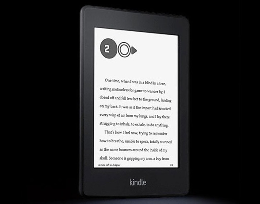 new kindle paperwhite gets even whiter screen faster interface