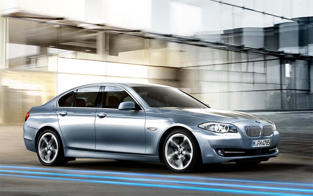 Bmw S 5 Series Is The Subject Of A Recall Involving Rear Light Issues
