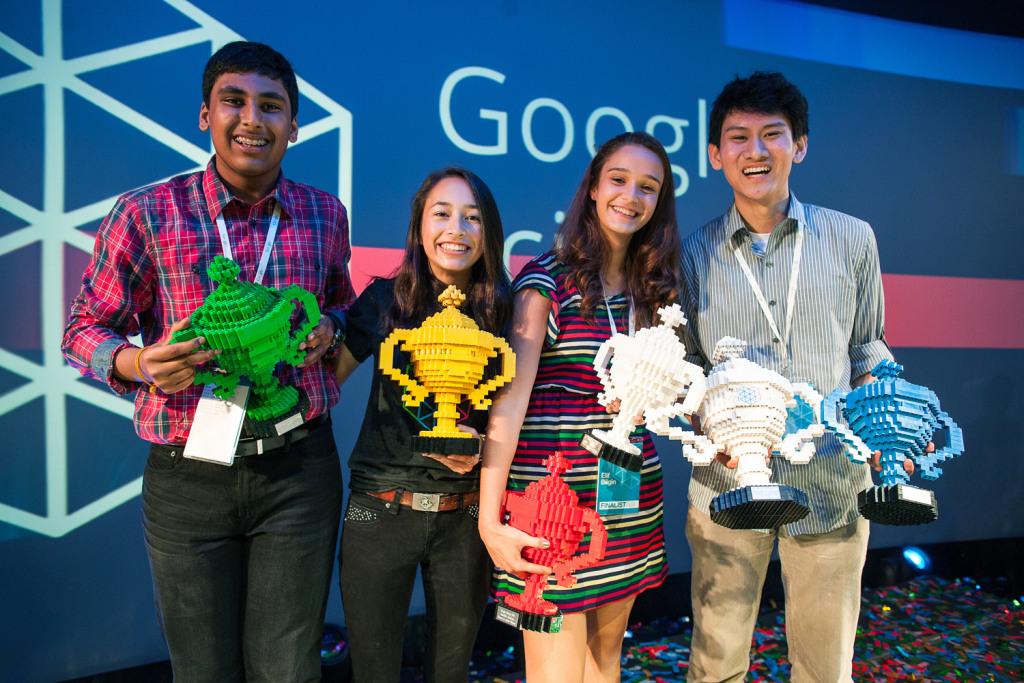 Google Science Fair winners