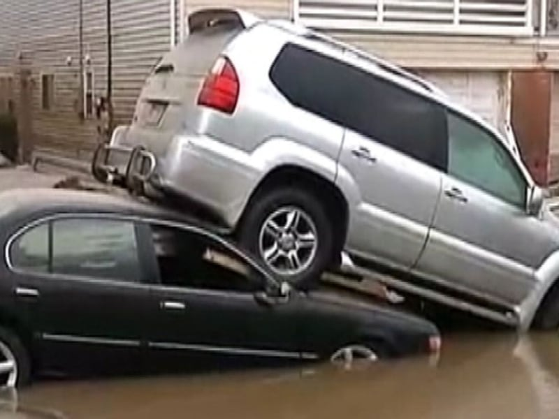 Buyers warned about flood-damaged car scams - NBC News