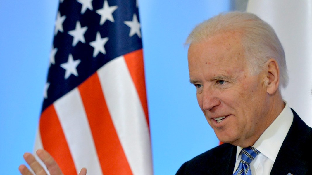 Biden: Russia Alone, Naked in Front of World