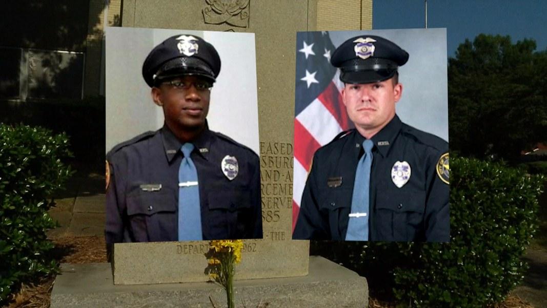 'They Took Away My Baby': Mom Mourns Slain Cop Son Liquori ... | 1067 x 600 jpeg 72kB