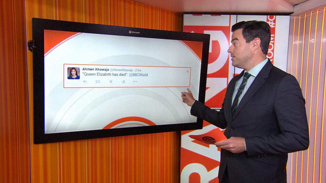 Queen Elizabeth Death Rumor Spreads After BBC Reporter's Tweet