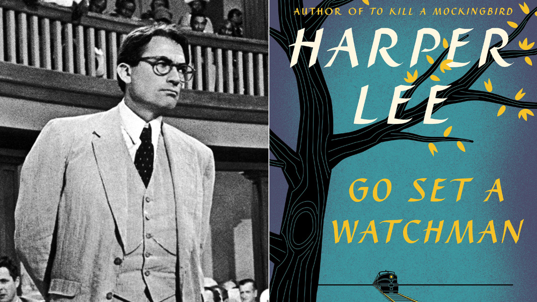 characterization of atticus in to kill a mockingbird by harper lee