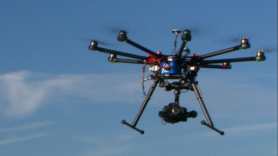 NFL Is First League to Fly Drones With FAA Permission ...