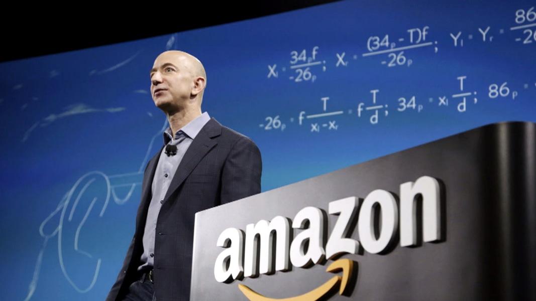 Jeff Bezos, Tabloid Man - The New York Times