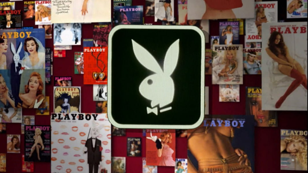 playboy naked tv