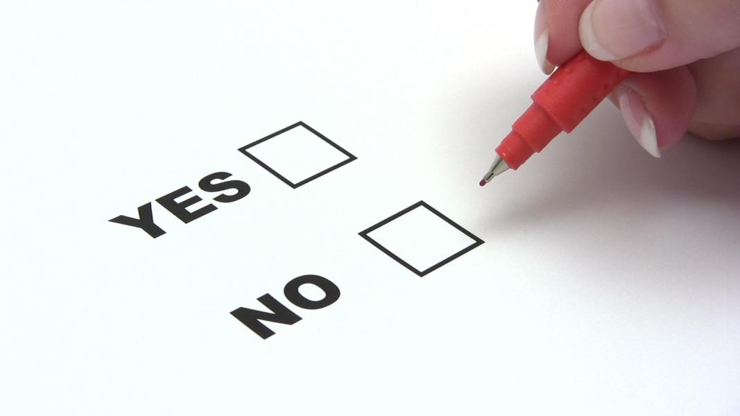 how to open poll facebook