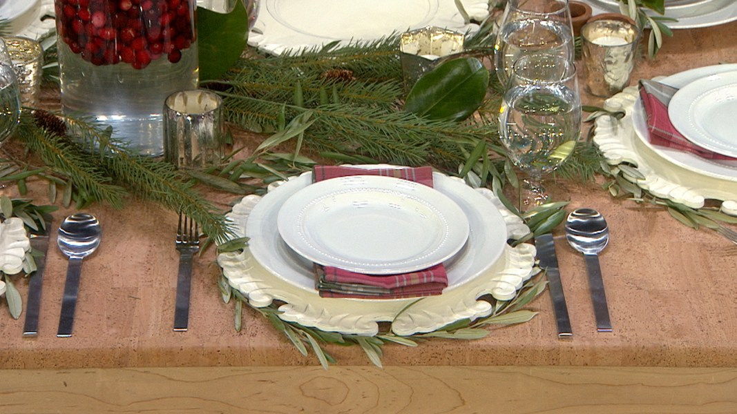 Chip And Joanna Gaines Fix Up Your Holiday Table for Less