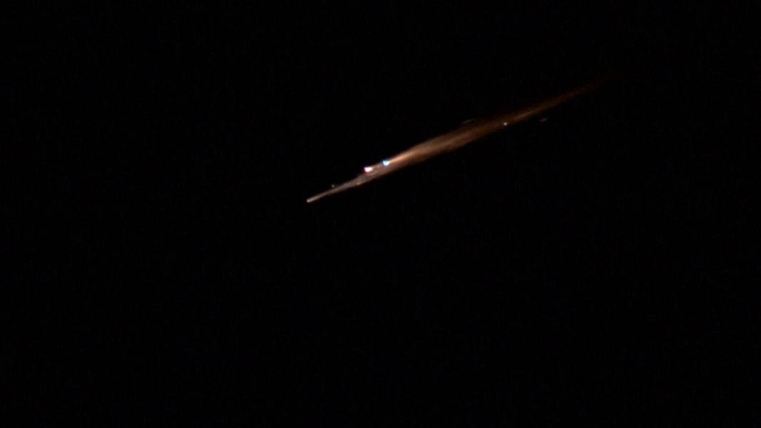 VIDEO: Misteriosas bolas de luz brillante cruzan los cielos de EE.UU. ayer 27 de Julio. Saca tus conclusiones!