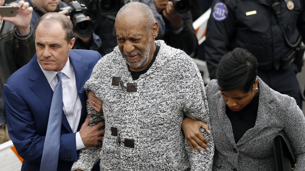 Image result for cosby trial pictures