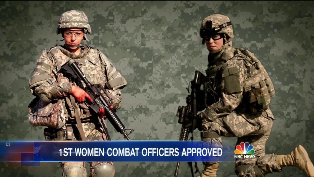 Captain Kristen Griest to Become First Female Army Infantry ...