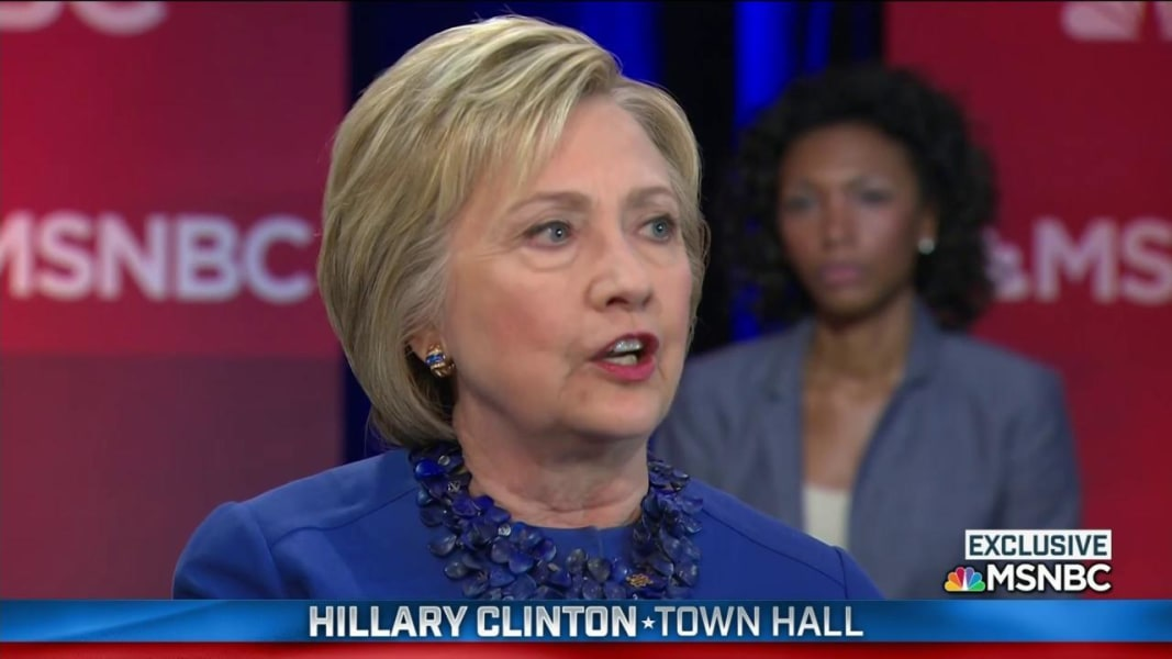 An Enormous Deal A Look At Hillary Clinton S Promise Of A