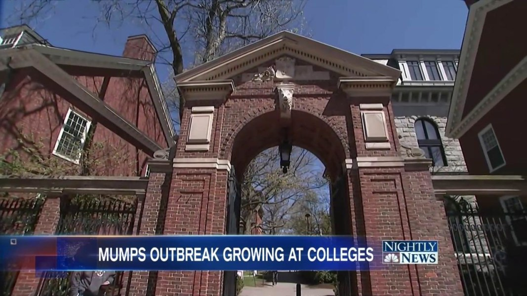 Harvard Mumps Outbreak Continues, But Commencement Will Go On ...