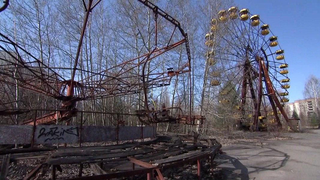 Chernobyl Anniversary Ukraine Holds Fast To Nuclear