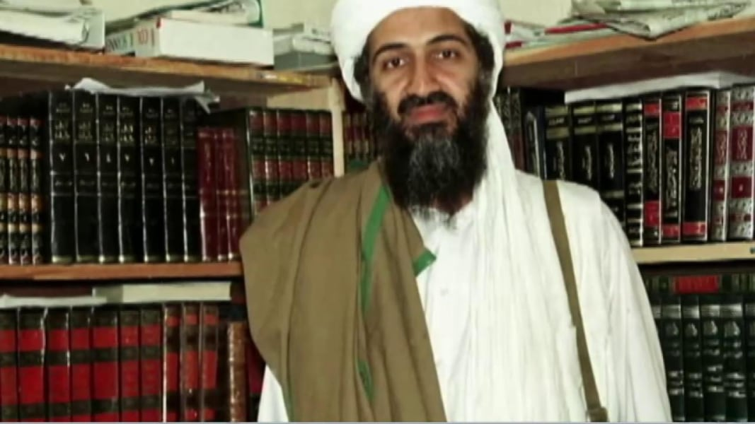 US Places Osama Bin Laden's Son on Terror Blacklist
