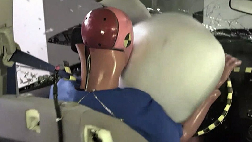 Takata executives indicted over exploding airbags
