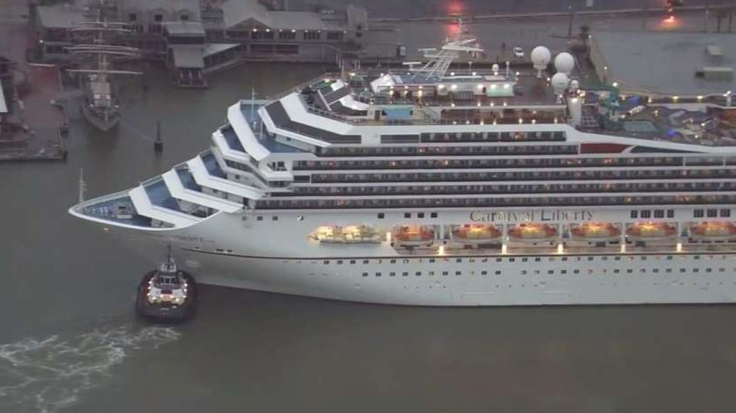 Foul Play Not Suspected In Cruise Ship Death NBC News - Recent cruise ship deaths