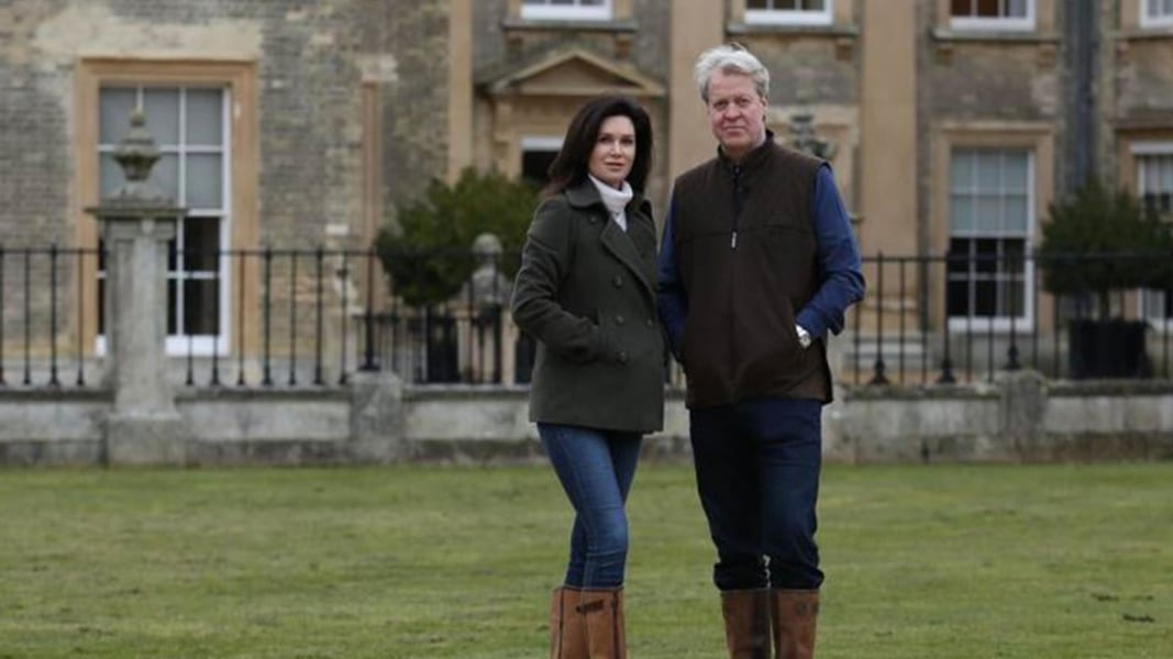 Heir B And B The Earl And Countess Nbc News