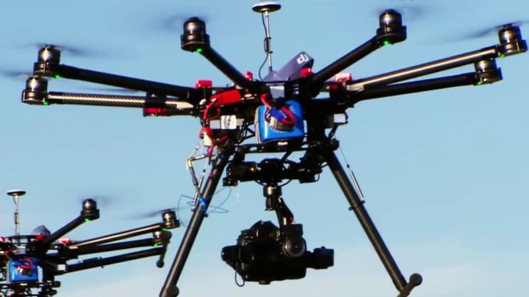 Utah Votes To Let Authorities Disable Drones Near Wildfires