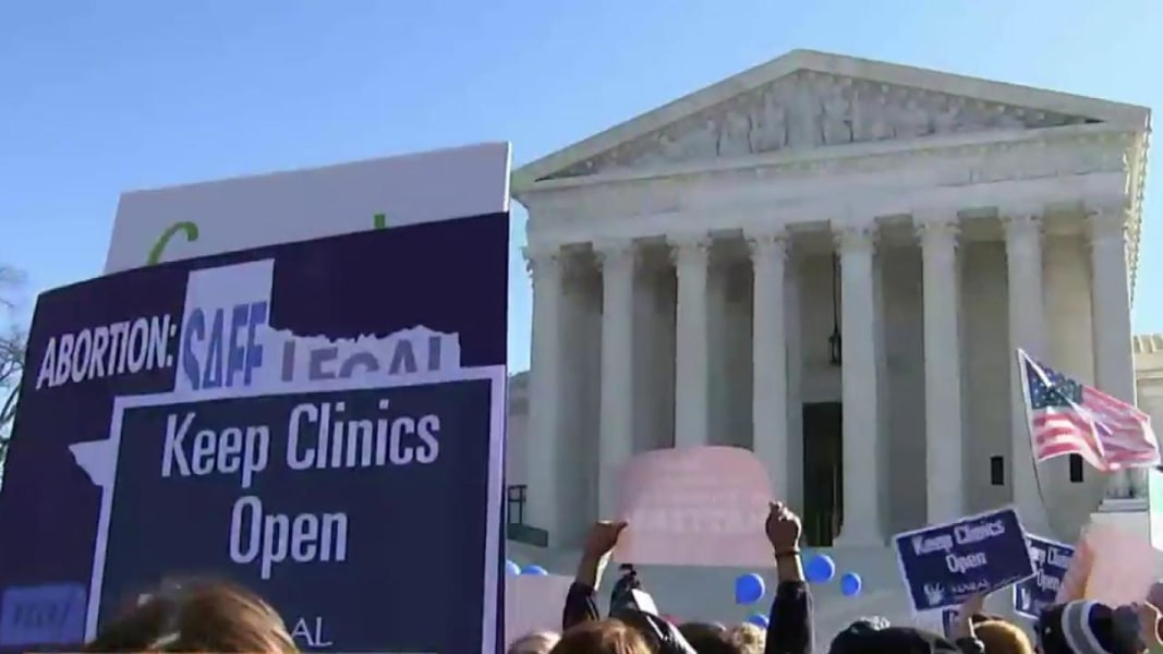 Supreme Court Expected to Rule on Strict Texas Abortion ...