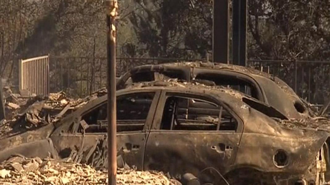Two dead in california erskine wildfire near sierra nevada for Sierra nevada cabine