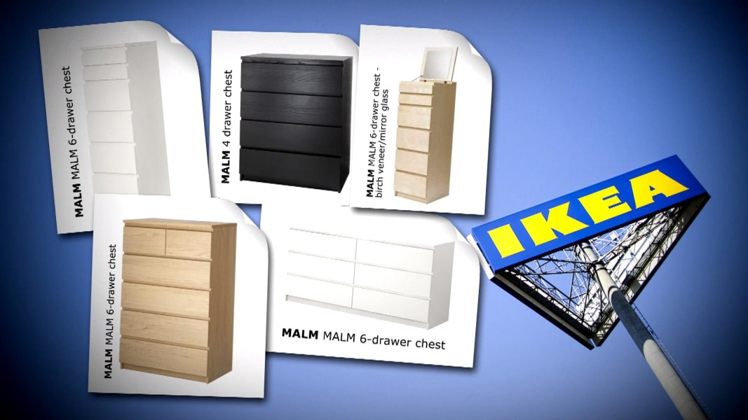 Facebook Twitter Embed Ikea Is Recalling Dangerous Dressers