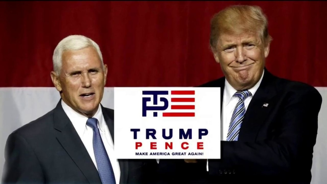 Image result for trump pence